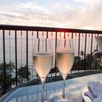 ワインをフランスで飲める幸せ♪